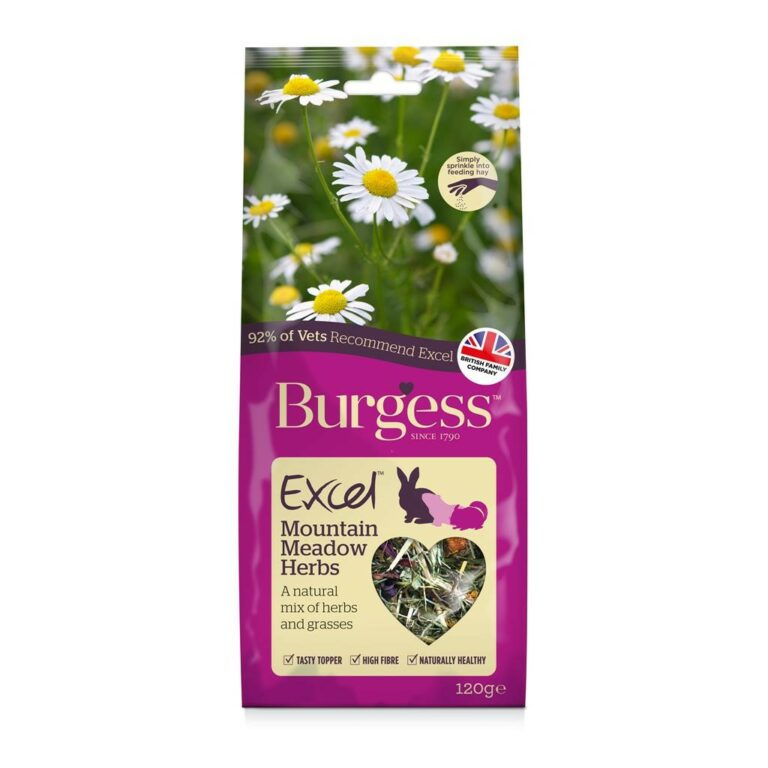 Burgess Excel Mountain Meadow Herbs