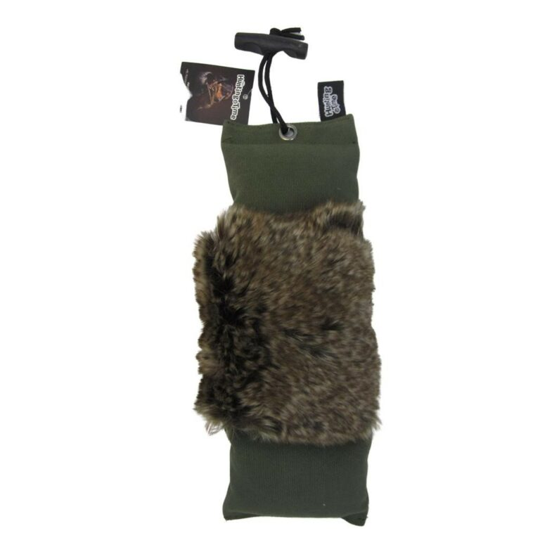 HuntingTime Dummy canvas aktivitetsleke