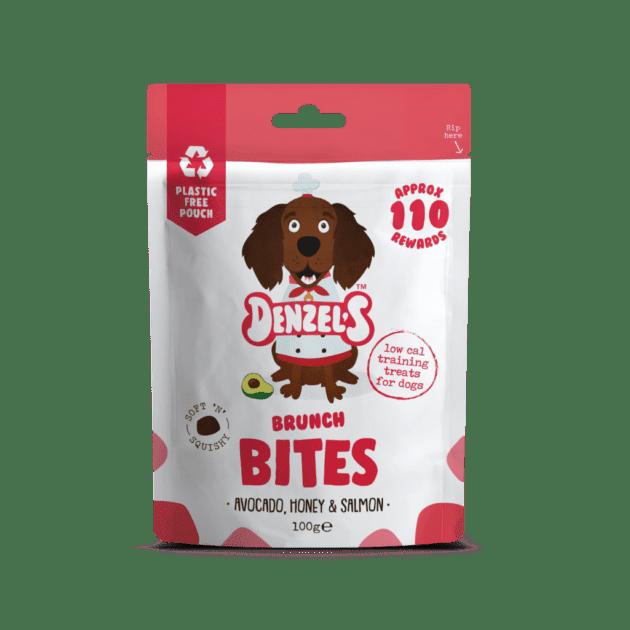 denzel brunch bites hundegodbiter