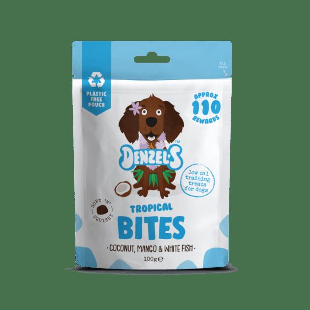 denzel tropical bites hundegodbiter