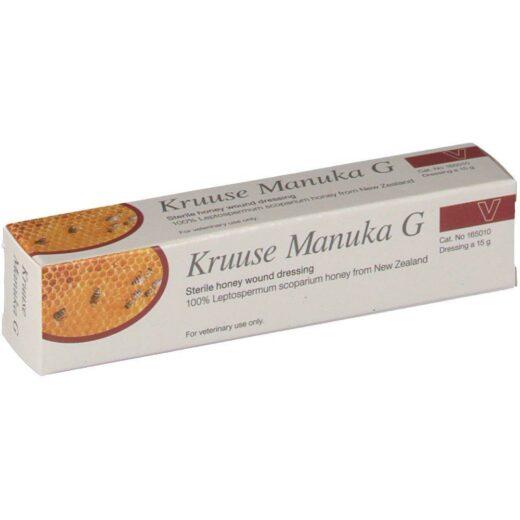 Manuka G honning 15gr. gel steril