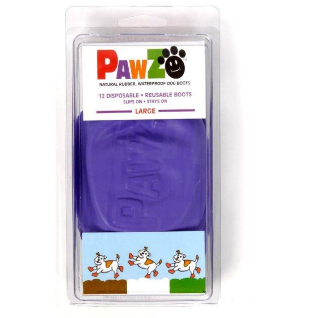 Pawz vanntette engangs sokker/sko Ballong sokker til hund