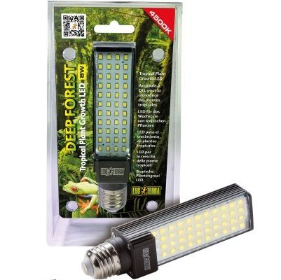 DEEP FOREST TROPICALPLANT LED 4500K 8W