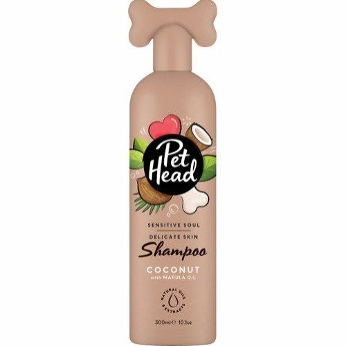 pet head sensitive soul shampoo sjampo til hund