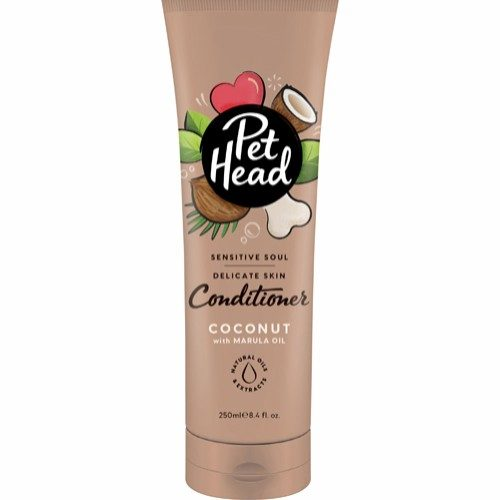 pet head sensitive soul conditioner balsam hund