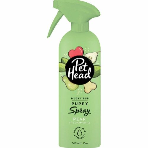 pet head mucky puppy spray valp
