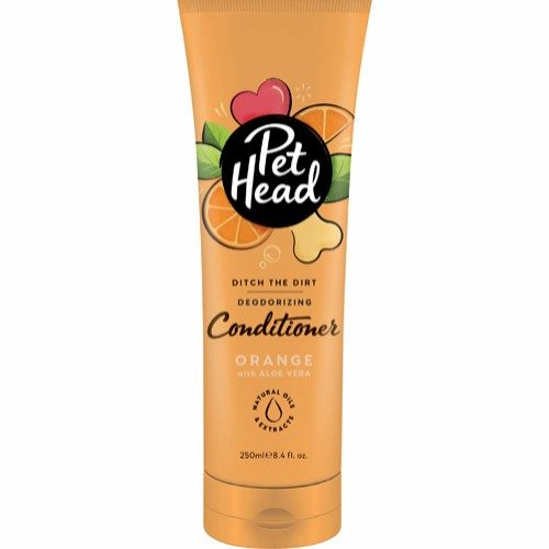 pet head ditch the dirty conditioner balsam hund