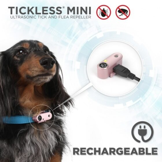Tickless Pet Mini -mot flått
