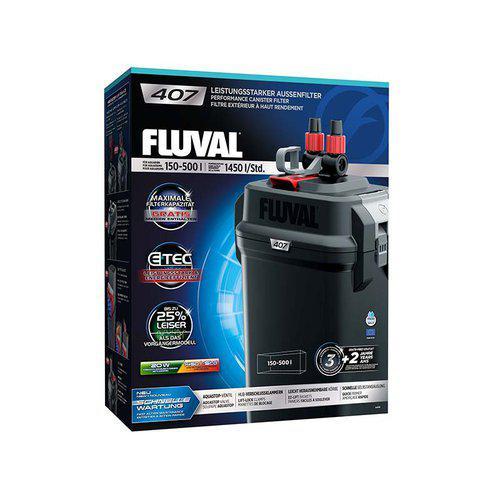 Fluval 407 Utvendig Filter