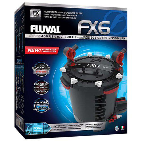 Fluval FX6 Utvendig Filter
