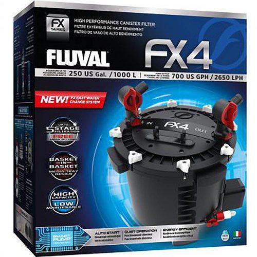 Fluval FX4 Utvendig Filter