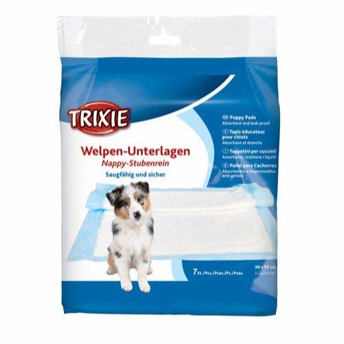 trixie puppy hygiene pad nappy valpeunderlag tisseunderlag