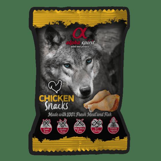 AlphaSpirit kylling hundesnacks
