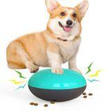 Aktiviseringskule for mat-snacks med lyd