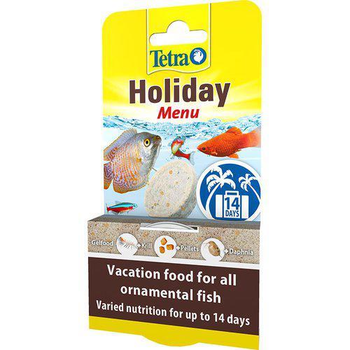 Tetra holiday meny 30gr for, varer ca. 14 dager