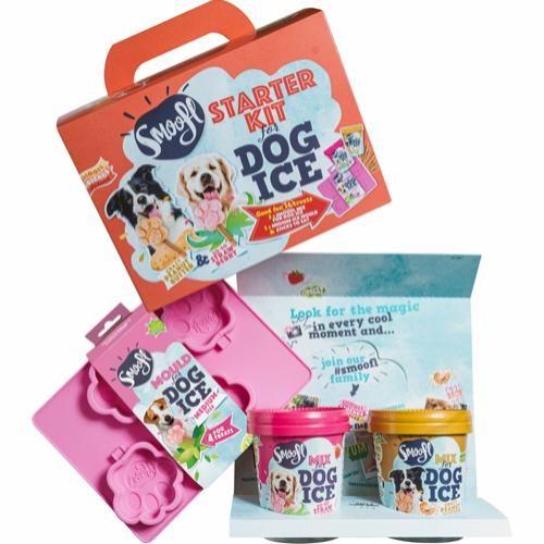 Smoofl Dog Ice kit