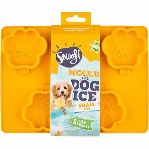 smoofl dog ice cream moulds form hundeiskrem