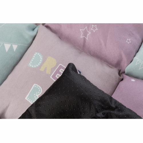 trixie junior patchwork cushion puppy valp kosepute