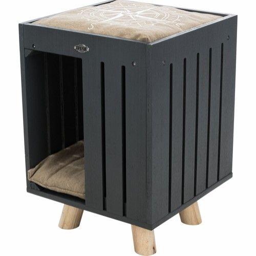 Kattemøbel Be Nordic Alva grå