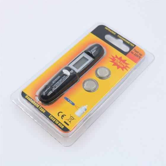 IR laser/infrarød temperaturmåler