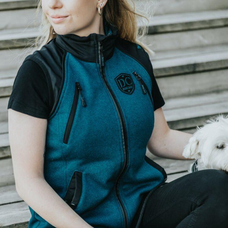 DogCoach Wilma CombiFleece treningsgenser-vest
